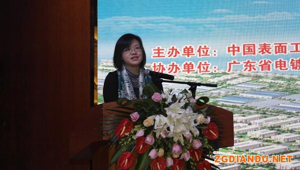 广东省环保厅监测科技处处长林文