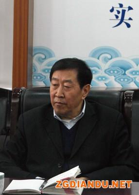 北京表面工程协会名誉会长王迪山
