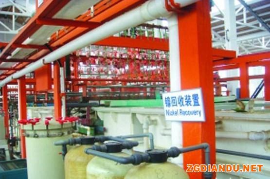 武进启动电镀整治提升试点工程 解决电镀行业污染