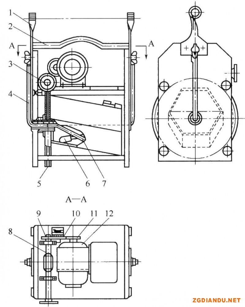 微型滚镀机