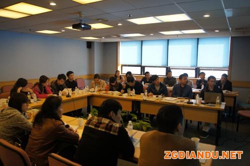 中国表面工程协会涂装分会2013年《涂装质量控制专题研修班》现场