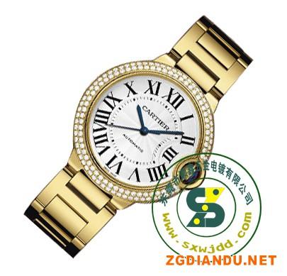 手表带真空电镀IPG