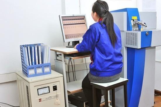 光谱分析仪测试电镀的厚度