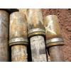 石油钻杆耐磨带熔覆机