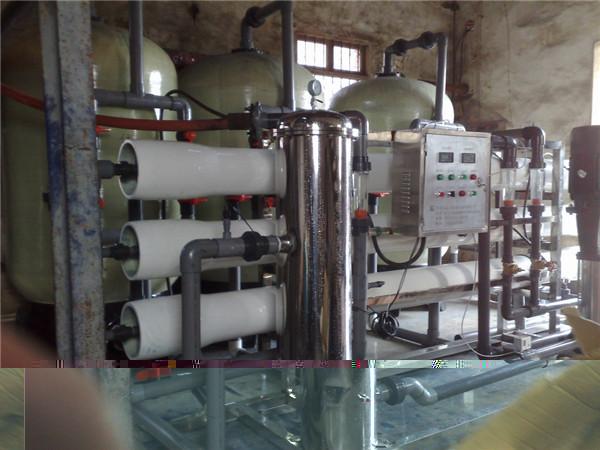 无锡电镀产品清洗纯水设备,铝制品清洗用水设备