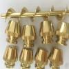 电镀黄金 玫瑰金 咖啡金 香槟金 彩金 黑金 白金加工
