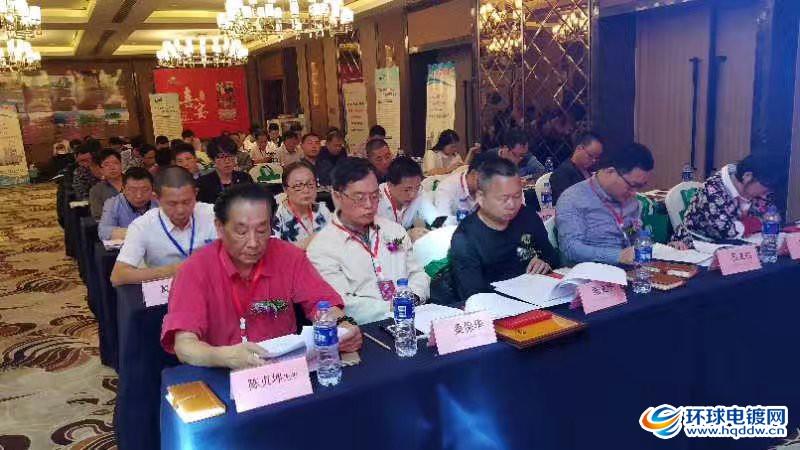电镀产业互联网联盟大会