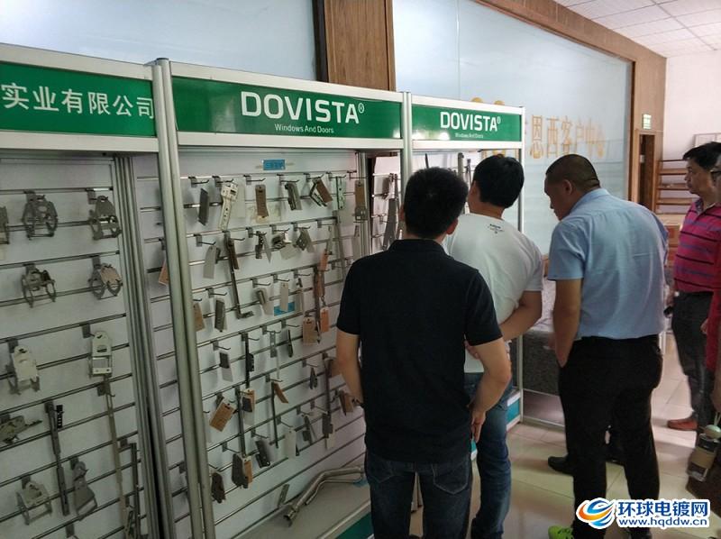 电镀产业联盟中华行走访深圳吉恩西实业
