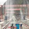 桥梁夏季养护系统 混凝土养护自动喷淋系统 箱梁喷淋控制器