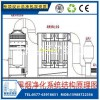 温州窑炉砖瓦厂烟尘粉尘黑烟治理环保专用全套设备