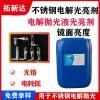 不锈钢电解光亮剂 电解添加剂 电抛光液添加剂电抛光液光亮剂